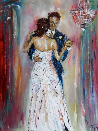 Art Wedding Gift